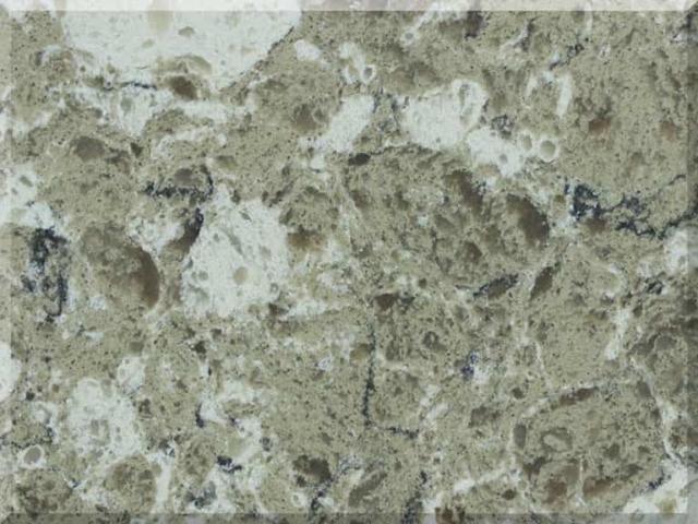 Цветовая палитра кварцевый камень Vicostone Granite Looking Bizana BQ9415
