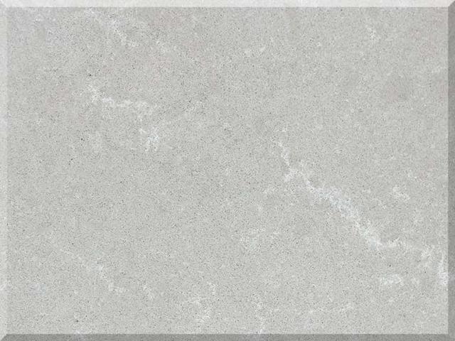 Цветовая палитра кварцевый камень Vicostone Marble Effect Grey Savoie BQ8446