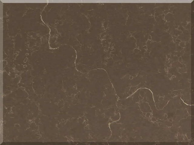 Цветовая палитра кварцевый камень Vicostone Marble Effect Imperio BQ8810