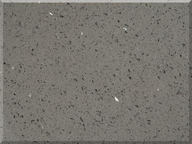 Цветовая палитра кварцевый камень Vicostone Sparkling Grey BC 217 BC217 Sparkling Grey
