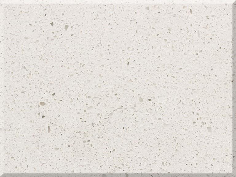 Цветовая палитра кварцевый камень Vicostone Crystal Ivory BQ850